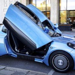 Riversimple Rasa, el coche a hidrógeno de bajo coste, logra la financiación para fabricar sus primeros modelos