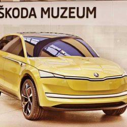 El Skoda Vision E podría ser el primer todocamino eléctrico asequible a nivel económico