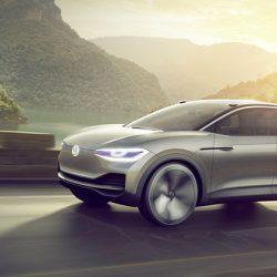 Volkswagen ID CROZZ. Un todocamino eléctrico y autónomo que llegará en 2020