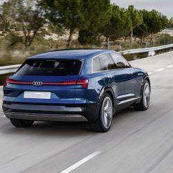 Se abre el plazo de reserva del Audi etron Quattro. Llegada en 2018