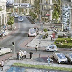 Bosch y Daimler trabajarán de forma conjunta para lograr una conducción autónoma plena en 2020