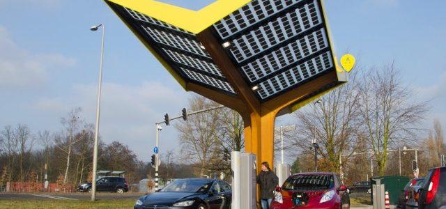 Las ventas de coches eléctricos crecen un 38% en Europa durante el primer trimestre