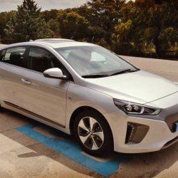 Probamos el Hyundai IONIQ eléctrico. Exterior, interior, equipamiento, precio y autonomía