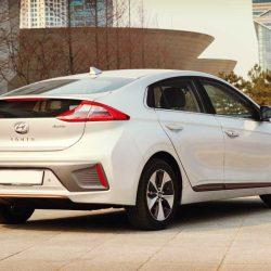 En Estados Unidos, si te compras un Hyundai IONIQ eléctrico, te regalan la electricidad que consumas