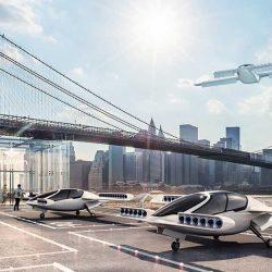 Lilium Jet. El vehículo eléctrico volador realiza sus primeras pruebas