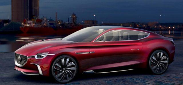 El espectacular MG E-Motion llegará al mercado con un precio por debajo de los 35.000 euros