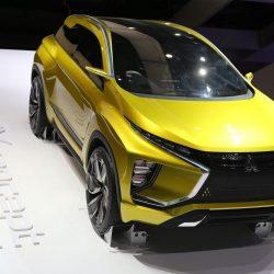 Mitsubishi presentará en Shanghái los prototipos GT-PHEV y eX. Llegada en 2020