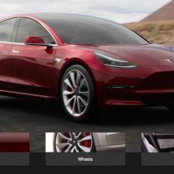 Configura tu Tesla Model 3 con esta aplicación no oficial