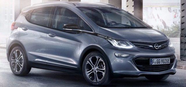 Precio del Opel Ampera-e en Alemania. Desde 39.330 euros de la versión básica, 44.060 euros de la más equipada