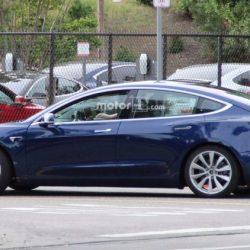 Nuevas imágenes en alta resolución del Tesla Model 3, incluyendo el interior