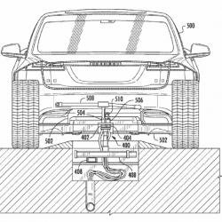 Tesla presenta una patente de un sistema de recarga automático y refrigerado