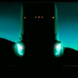 Primera imagen del camión eléctrico de Tesla
