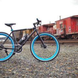 La bicicleta eléctrica más ligera del mundo se llama Propella 2.0 y su campaña de Crowfounding está siendo un éxito