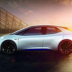 Volkswagen presentará una berlina eléctrica en el Salón de Frankfurt