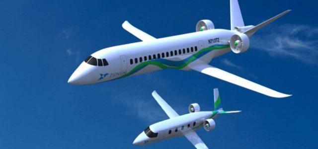 China quiere apostar por los aviones regionales eléctricos de pasajeros