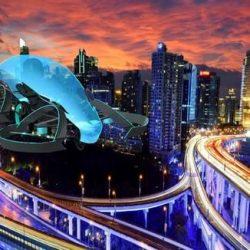 Toyota tendrá un coche volador eléctrico para los Juegos Olimpicos de Tokio de 2020