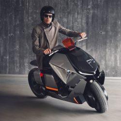 BMW Concept Link. La visión de un futuro eléctrico y conectado en el sector de las motos
