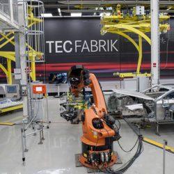 Mercedes confirma el acuerdo con la fábrica de Rastatt para la fabricación de coches eléctricos