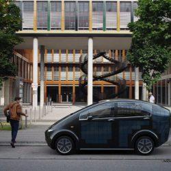 Sono Sion. El coche eléctrico, solar y económico se presentará el 27 de julio en Munich