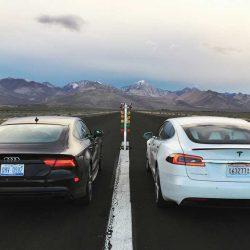 La lenta apuesta de los grandes fabricantes, permitirá a Tesla lograr una ventaja casi monopolística