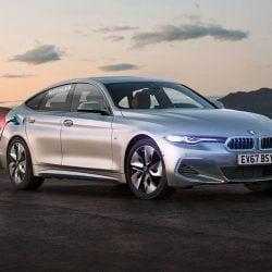 El BMW Serie 4 eléctrico llegará en 2020. Un rival para el Tesla model 3 con un precio por debajo de 46.000 euros