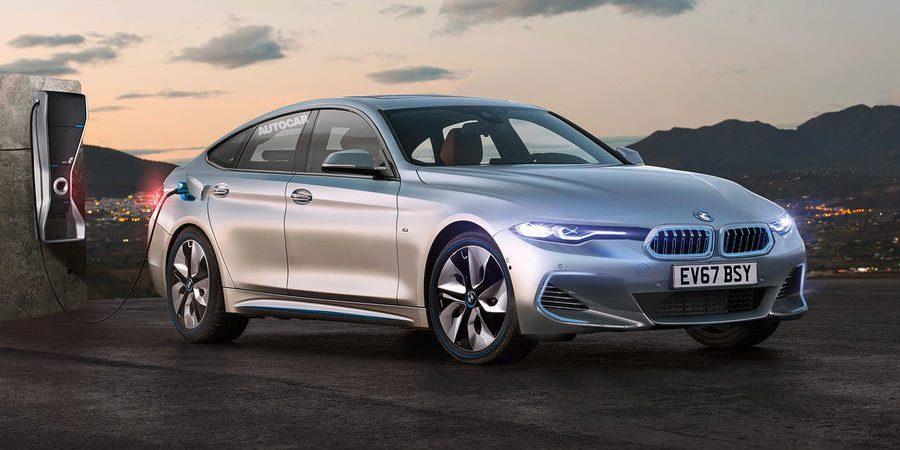 Nuevos rumores del BMW i4. Primera versión con batería de ...