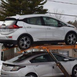 Las ventas de coches eléctricos en Canadá suben un 68% en el primer trimestre de 2017