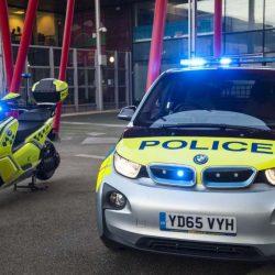 Scotland Yard inicia la transformación de su flota mediante la compra de coches eléctricos