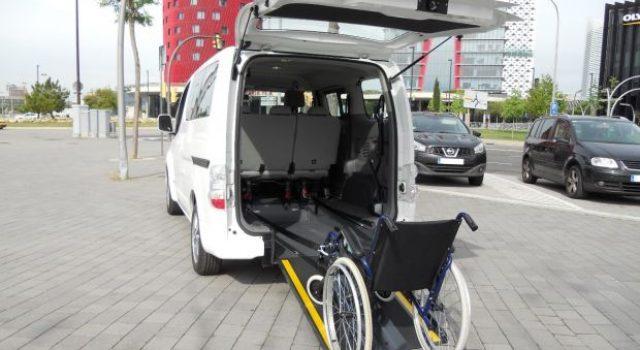 Nissan desarrolla para ILUNION el primer vehículo eléctrico adaptado para personas con movilidad reducida