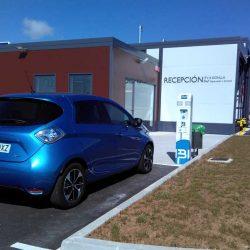 Abre en Santiago de Compostela la primera ITV diseñada para atender a coches eléctricos. Comprobación de las especificaciones, detalle de las curvas de carga, de las baterías…