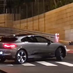 Avistada en Mónaco una unidad sin camuflaje del espectacular Jaguar i-Pace