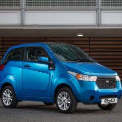 Mahindra deja de vender su coche eléctrico en Europa
