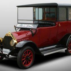 Mitsubishi recrea su Model A de 1917 con el sistema híbrido del Outlander