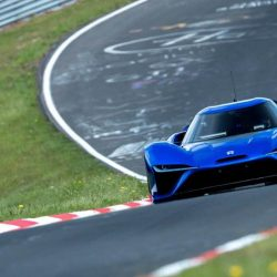 El NIO EP9 rompe el récord en Nürburgring: 6:45.90