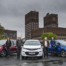 Primeras entregas en Noruega del Opel Ampera-e. Más de 4.000 reservas sólo en este mercado