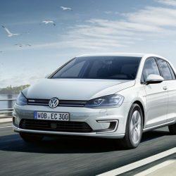 Nuevo Volkswagen e-Golf. Un poco más rápido, un poco más lejos. ¿Será suficiente?