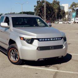 El pickup enchufable de Workhorse ha alcanzado los 300 millones de dólares en reservas