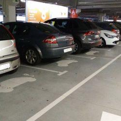 Ikea Valladolid: 48 plazas con punto de recarga para coches eléctricos, y todas ocupadas por modelos con motor de combustión
