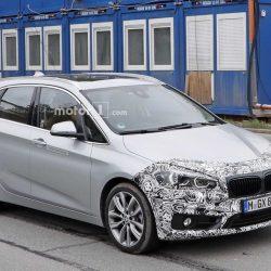 BMW ya trabaja en la renovación del 225xe Active Tourer