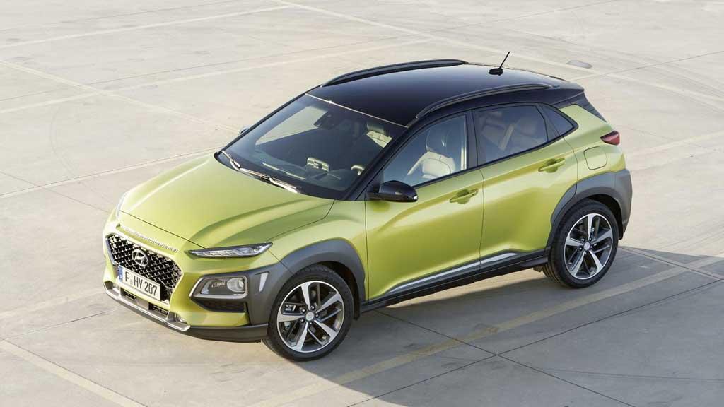 El Hyundai Kona Electrico Ya Tiene Fecha De Presentacion