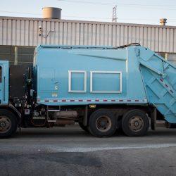 Sacramento recibirá el primer camión de basura eléctrico 100% de Motiv Power Systems