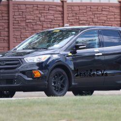 El Ford Kuga híbrido enchufable llegará en 2018 o 2019