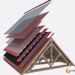 Forward Labs lanza al mercado su tejado solar con un precio un 33% menor que el de Tesla y mejor rendimiento