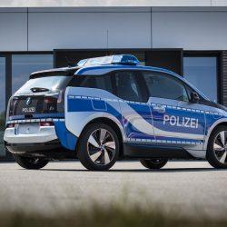 La policía de Suecia se convence con los coches eléctricos