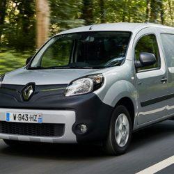 Renault alcanza los 120.000 eléctricos vendidos, con la nueva Kangoo ZE de 33 kWh subiendo de forma importante sus ventas