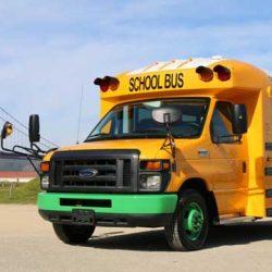 Sacramento pone en marcha una flota de 29 autobuses escolares y eléctricos