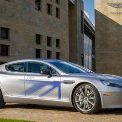 El primer Aston Martin eléctrico llegará en 2019. Adiós al acuerdo con LeEco