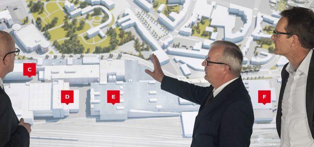 Audi confirma la buena marcha de los trabajos en la planta de Bélgica, que acogerá en 2018 la fabricación del e-tron, su primer coche eléctrico