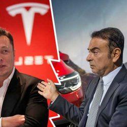 Carlos Ghosn indica que el trabajo y el éxito de Tesla ayudará a todo el sector del coche eléctrico