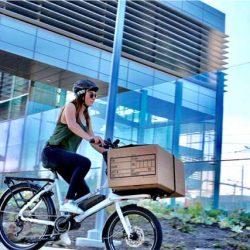 Las bicicletas eléctricas podrían desplazar definitivamente a los coches en las grandes ciudades